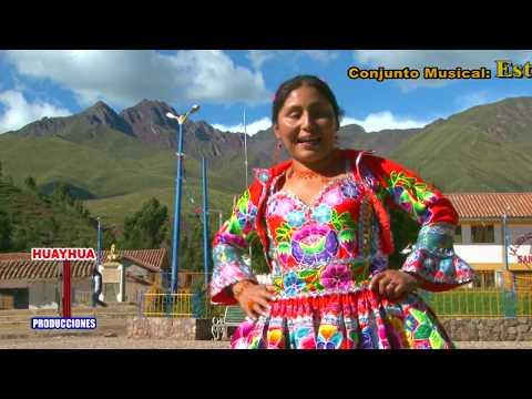 "Yeni Garcia - Golondrinita / Video Oficial Full Hd ""huayhua Producciones"""