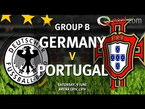 Germany prepare for crucial game against dangerous Portuguese