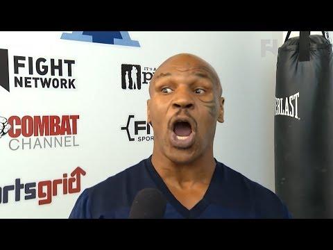 Майк Тайсон назвал своих любимых бойцов UFC