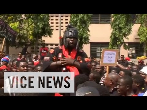 Ongoing Power Shortages in Ghana: VICE News Capsule, February 20