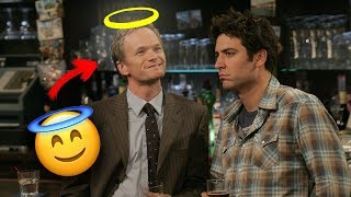 How I Met Your Mother Theory: Barney Stinson Is A Good Man