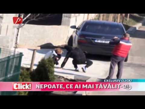 Nepotul lui Becali, scene porno cu iubita Click! la Prima TV
