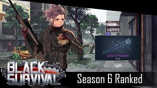 Black Survival (S6) | Stab Luke | Please finish your armor