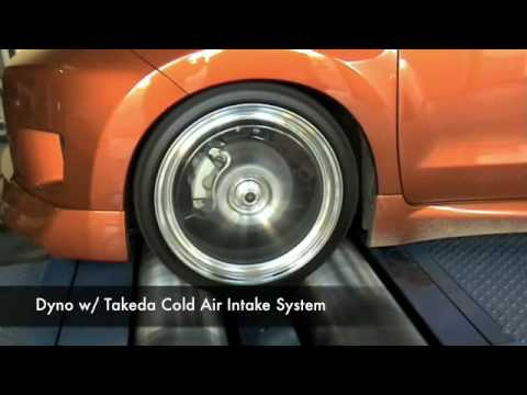 Takeda Air Intake System 08-09 Scion xD Dyno