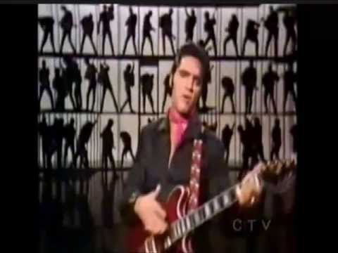 African American influence on Pop Culture Rock N Roll & Elvis Presley part 1