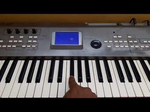 Download Lagu  Inkem Inkem Inkem kaavaale | keyboard tutorial |part 1 |geetha govitham| Mp3 Free