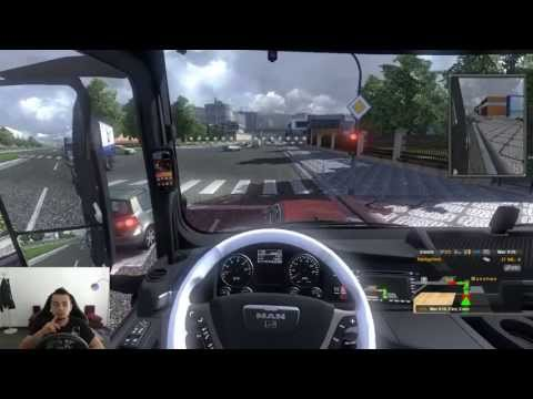 #36 Let's Play Euro Truck Simulator 2! New Camion? :)