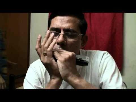 Yaad Kiya Dil Ne Kahan Ho Tum - Harmonica video