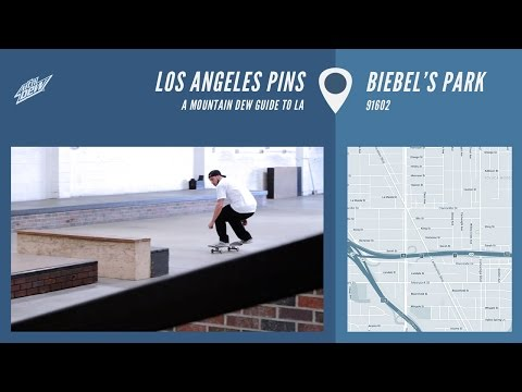 Los Angeles Pins - Biebel's Park