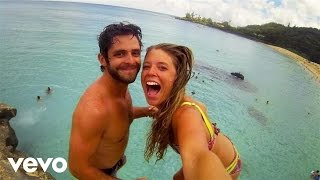 Thomas Rhett Vacation Instant Grat Audio