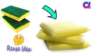 How to make DIY from Sponge | DIY Project Ideas | Artkala 394