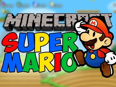 Minecraft Mod | Episode 709 | SUPER MARIO | iPodmail | 1.3.2