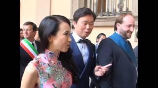 Bergamonews - La popstar cinese Karen Mok in città