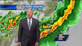 Severe thunderstorm watches: Mike's latest forecast