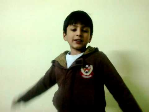 Ridhvan Goel, Story Monkey And The Cap Seller, Kids Story, Story Telling, Bal Bharti Public School R video