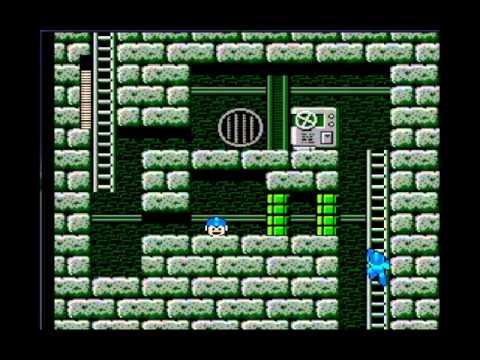 Mega Man 3 - Recorded Live Stream (2/3) - User video