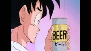 "TFS Vs Ocean Vs Funimation Vs Kai: Goku Says ""No"" To BEER Dub Comparison #1"