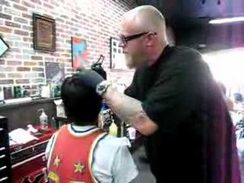 Morgwn Pennypacker Tattoo's Yoji Harada From Miami Ink Tattoo Shop,