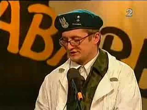 Kabaret Moralnego Niepokoju - Komisja wojskowa