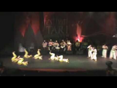 Juara Tarian Kreasi Baru Festival Tari Malaysia,peringkat Kebangsaan  2009 video