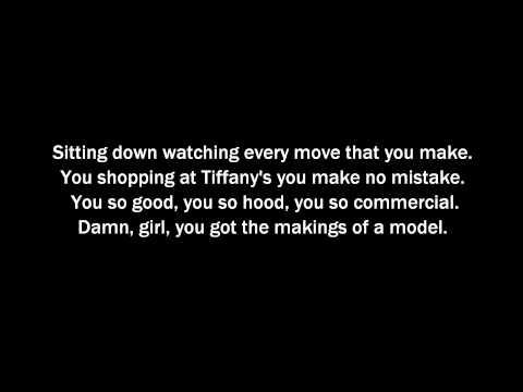 You Should Be A Model - Mr. Capone-E [Lyrics On Screen]