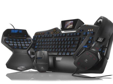 Обзор Logitech G19 и G13 клавиатур (Игровая периферия)