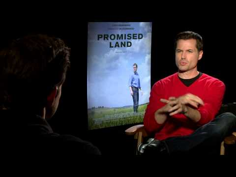 Promised Land (2012) Exclusive: John Krasinski (HD) Matt Damon, Benjamin Sheeler