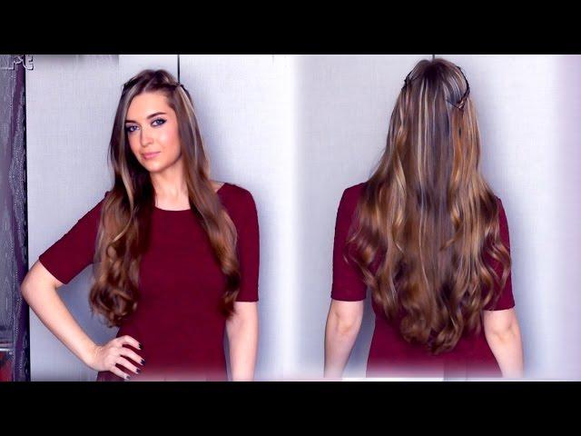 ВОЛОСЫ:УХОД ЗА ДЛИННЫМИ ВОЛОСАМИОсень-зимаУход за волосами