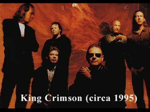 King Crimson - Walking On The Air
