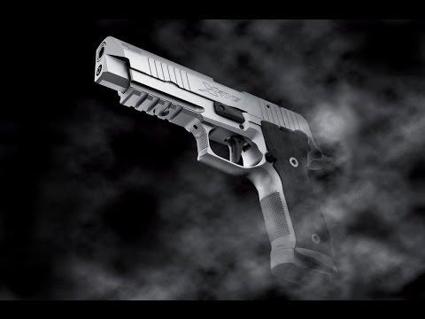 ITA - Le nuove pistole SIG-Sauer Xline