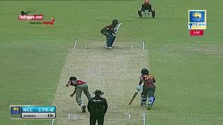'Podi Malinga' Nuwan Thushara grabs 4 wickets
