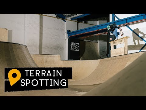 UK Indoor Skatepark: Spot Check - Unit 3Sixty, Stourbridge