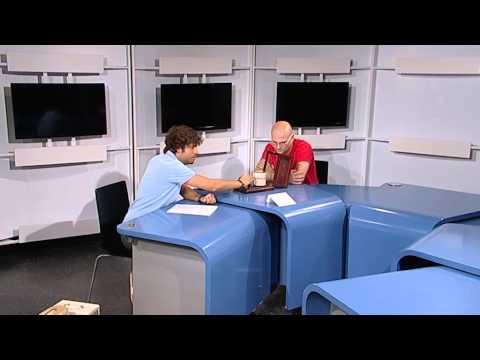 Instrumentos meteorologicos Badalona TV. Víctor Martínez Artola