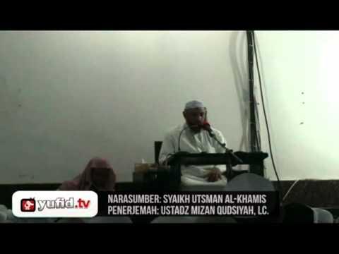 Syiah Mengkafir Ahlus Sunnah - Pengajian Umum Syaikh Utsman Al-Khamis