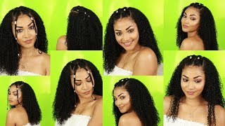 BETTER LENGTH 3b 3c Clip-Ins | How I Install them in my hair | LAVENIA LOVE