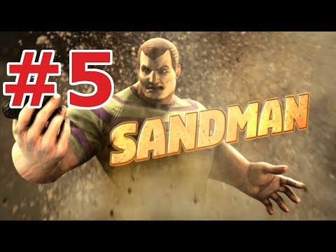 Spider-Man: Shattered Dimensions - Act 2: Amazing - Mission 5: Sandman