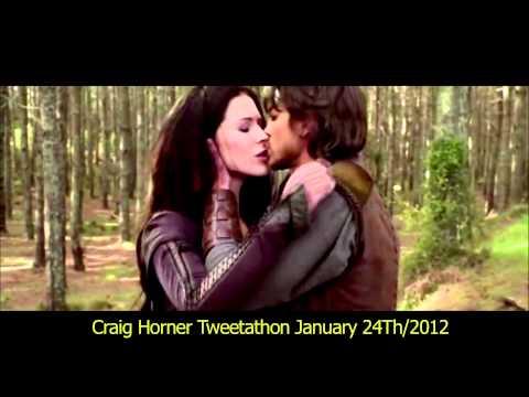 Legend Of The Seeker Craig Horner Tweetathon Promo video