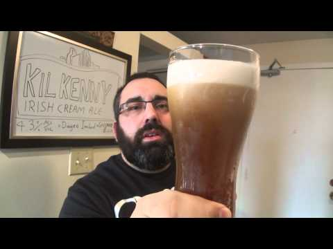 Kilkenny Irish Cream Ale by Guinness 4.3% Alcl. Vol. Beer Guy Reviews