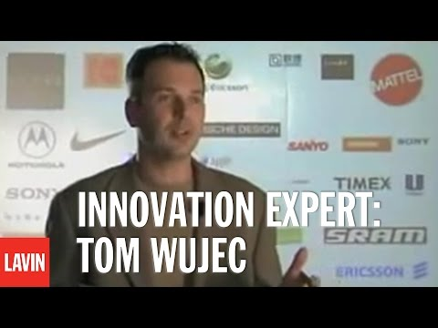 Innovation Expert Tom Wujec