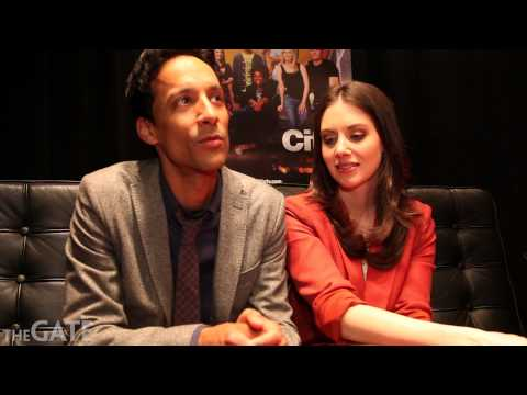 Danny Pudi and Alison Brie talk season 4 of 'Community'