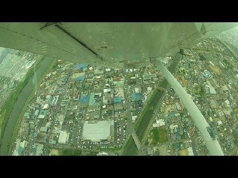 Pilot in Japan - Full Radio Procedures & Touch & Gos