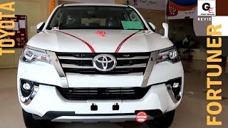 Toyota Fortuner | All Models | Updates &  Features Discussed !!!!!