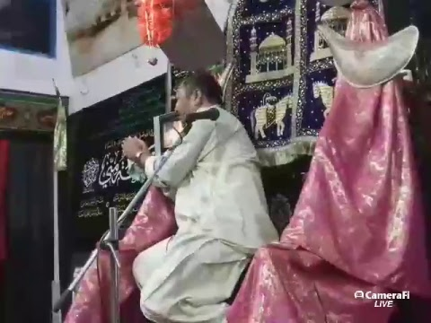 Azadari Channel's Live 3rd Moharram 1439 hijri