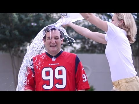 Politicians Push Ice Bucket Challenge Across Party Lines
