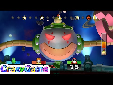 Mario Party 9 Bowser Station Party #11 (Master Difficult)