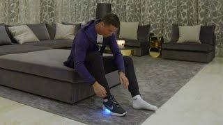 Ronaldo strikt eigen veters niet