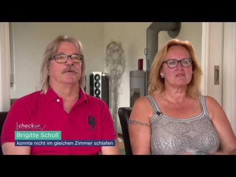"""""""Schnarchen"""" - Hirslanden & TeleZüri: Gesundheitssendung CheckUp"""