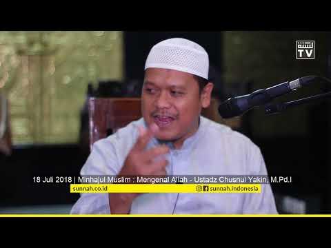 Kitab Minhajul Muslim : Pengulangan - Ustadz Chusnul Yakin M.Pd.I
