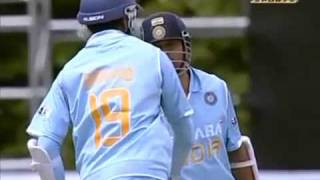Sachin 99 vs SA @ 1st Odi 2007 Belfast