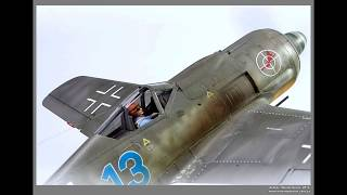 "Fw190A-8 ""Blue 13"", scale 1/48"
